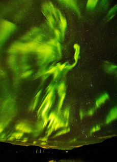 Aurora Borealis Images Resemble Huge Outstretched Phoenix Rising Above Iceland5.jpg
